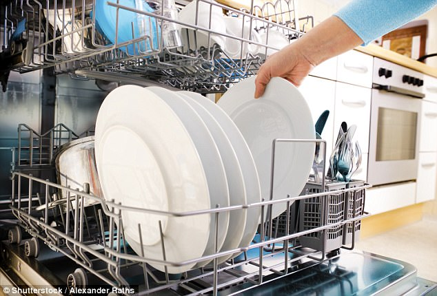 Scientists discover pathogens linked to food poisoning and fatal heart infections build-up in the dishwasher!